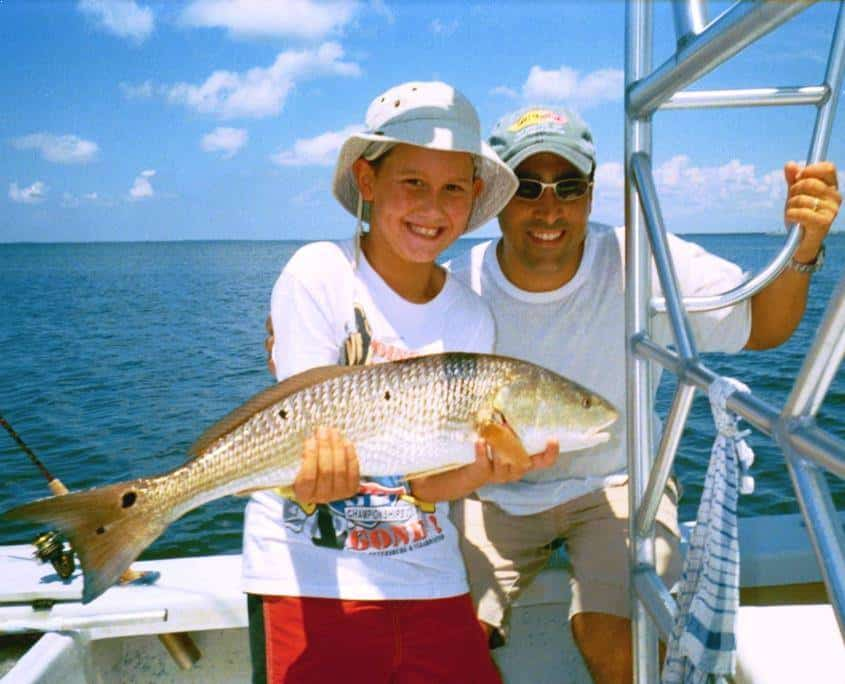 anna maria fishing charters inshore fishing