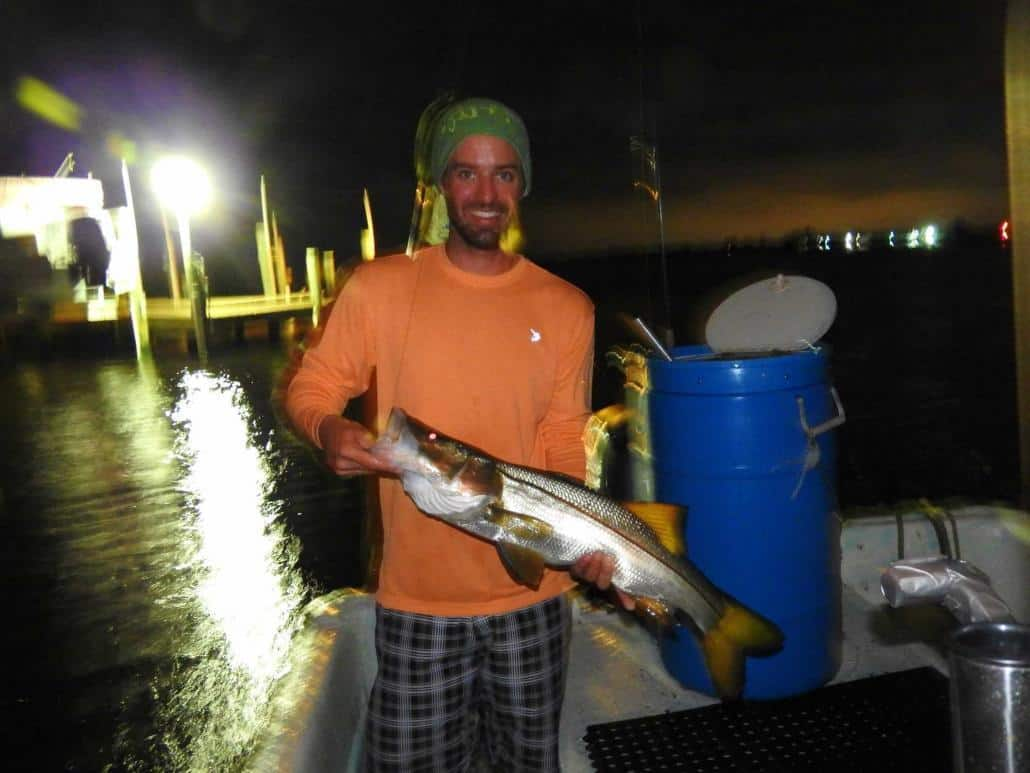 fishing charters in anna maria island snook