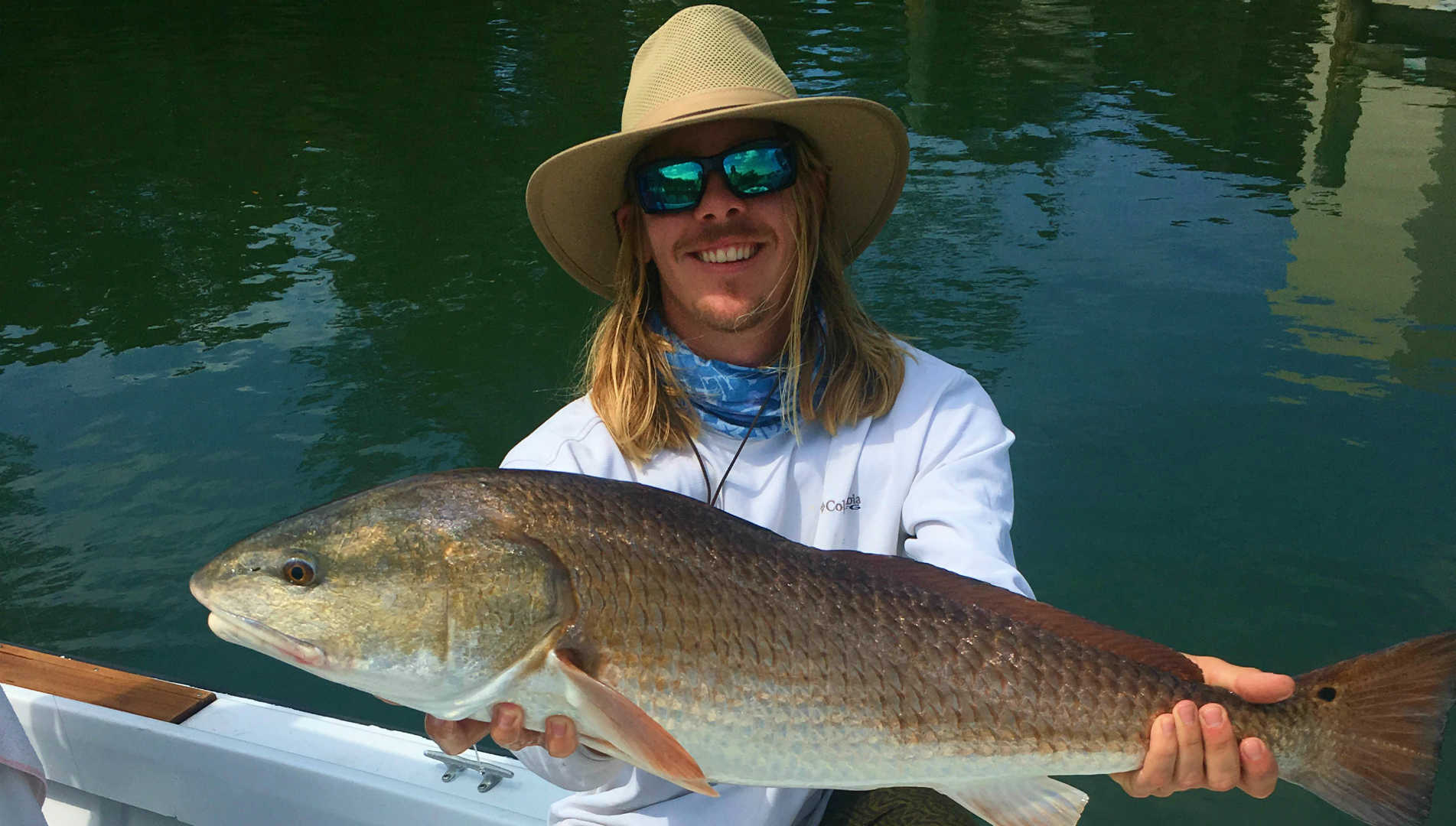 anna maria island fishing charters redfish