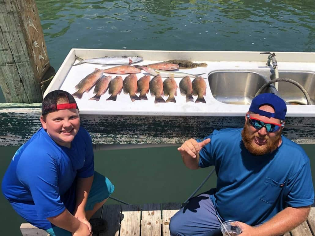 longboat key fishing charters